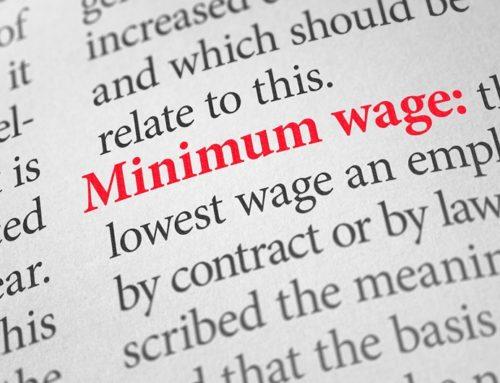 Minimumloon per 1 januari 2020