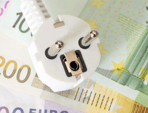 Verlaging tarieven energiebelasting 2022